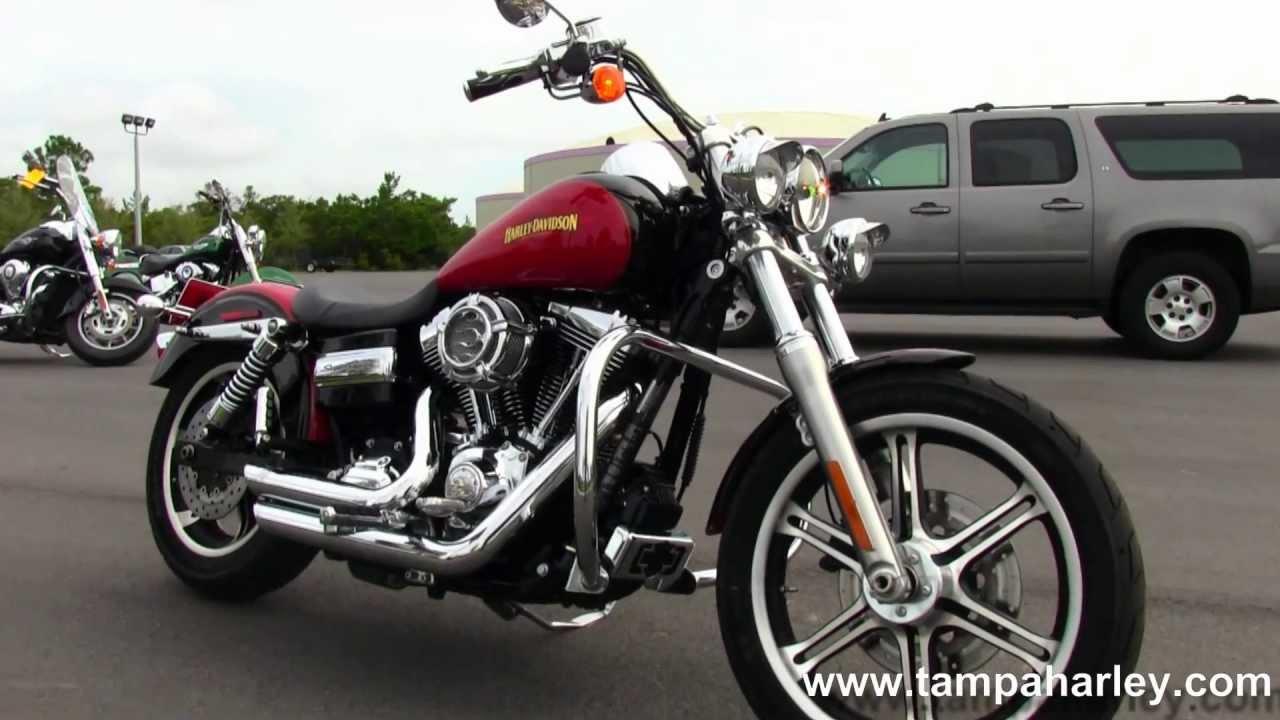 2010 Harley Davidson Dyna Super Glide Custom Fxdc: Used 2010 Harley Davidson FXDC Dyna Super Glide Custom