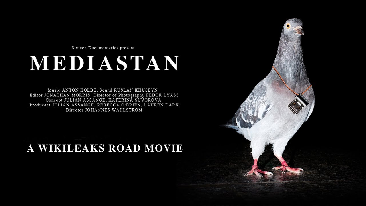 Mediastan: A Wikileaks Road Movie | Full Documentary