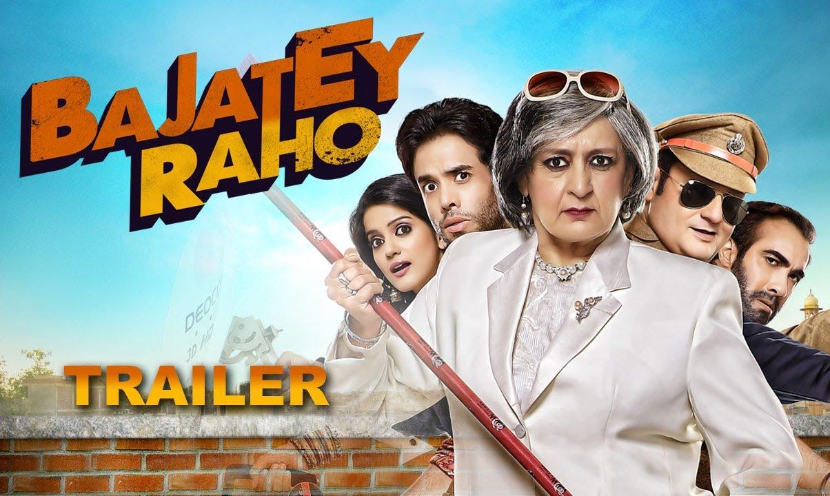 Bajatey Raho   (Uncut Trailer)   Tusshar Kapoor & Dolly Ahluwalia - YouTube