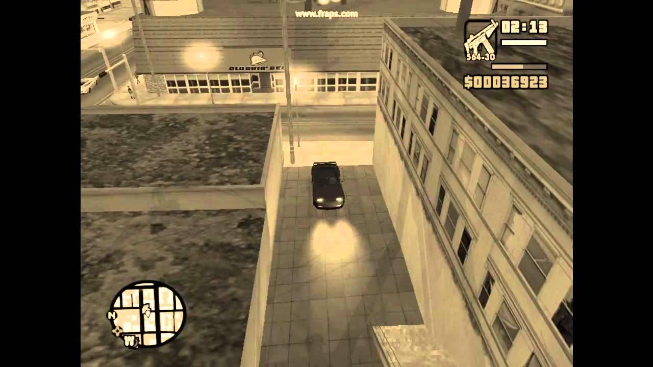 Gta San Andreas The Masked Criminal Burglar Mask Youtube