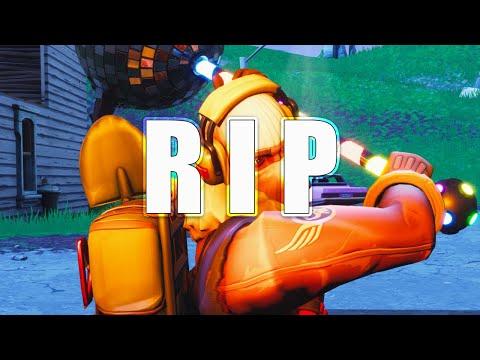 RIP MY ACCOUNT