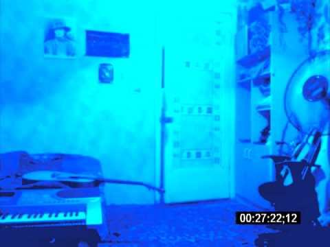 Ужас!!! Полтергейст 2. Съемки скрытой камеры 18.07.2013, паранормальное явление