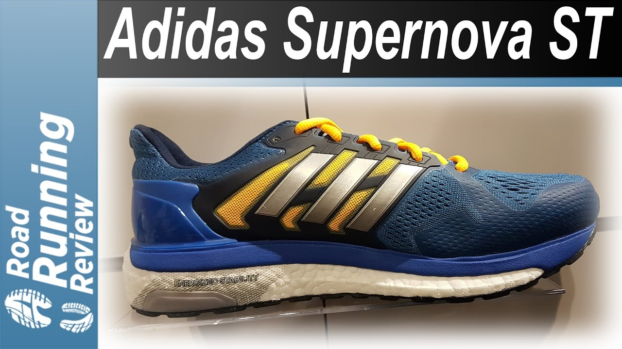 a8586a54c Adidas Supernova ST Preview - YouTube