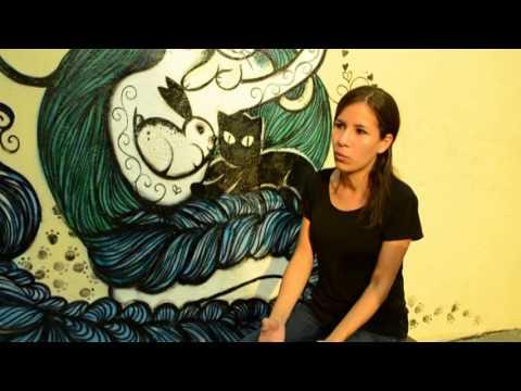 Grafite na Cidade de Manaus - 2012 / Isy - Raiz - Bulk - Deni - Godo