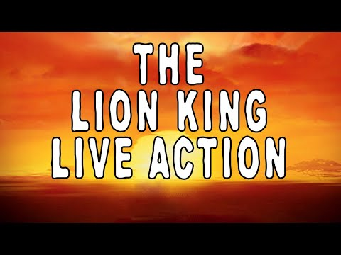 The Lion King Live Action - Disney - Madi2theMax
