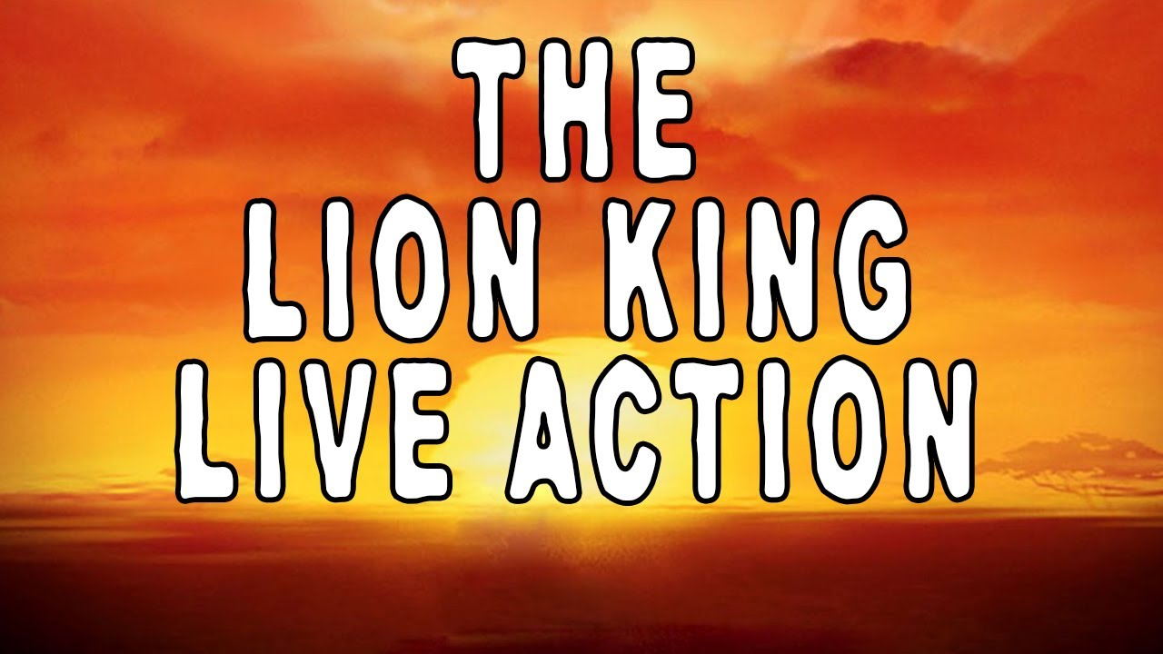 Download The Lion King Live Action - Disney - Madi2theMax