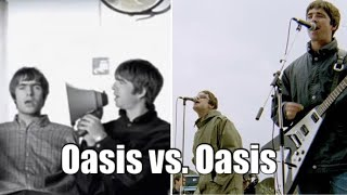 """Oasis x Oasis - """"D'You Wonderwall What I Mean"""" Mashup"""