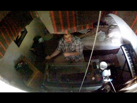 Hilarious Scary Spider Prank! (Rated R) - with GoPro Hero 2