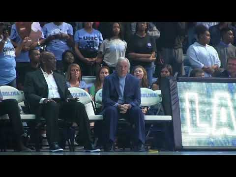 ICTV: Roy Williams Introduced at Late Night With Roy