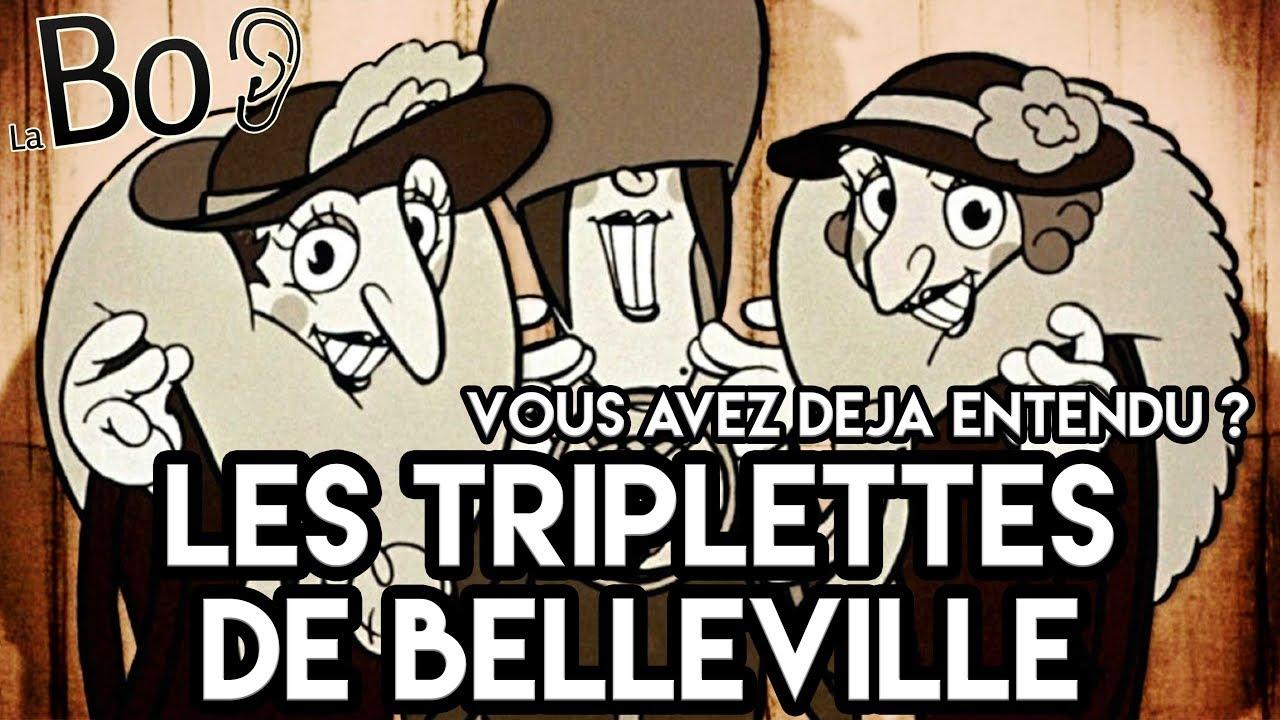 gratuitement les triplettes de bellevilles