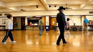 Dancing Hearts Waltz   Line Dance  Walkthrough