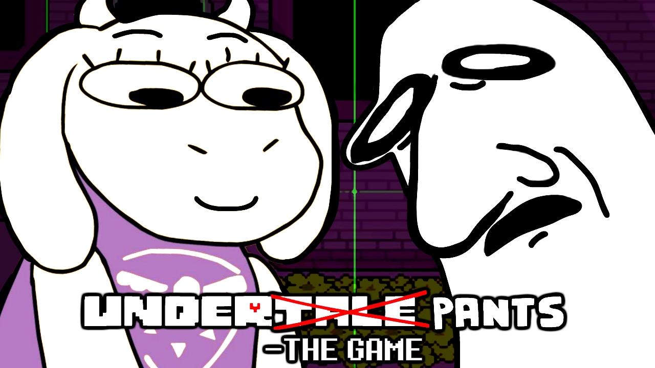 Undertale Sr Pelo Soundfont Mod For: UNDERPANTS - THE GAME (Pacifist)