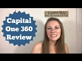CAPITAL ONE 360 REVIEW! WHAT ARE THE PROS AND CONS.. PLUS A $25 BONUS!!  High Yield Savings Account