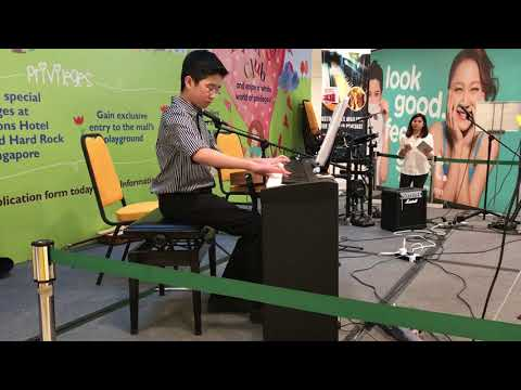 George Yeo - Performance at Forum The Shopping Mall #2