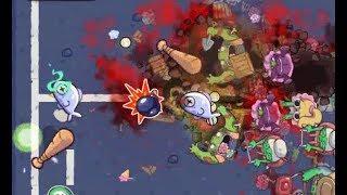 Zomburger 2-Market Revenge Game Walkthrough | Zombie games