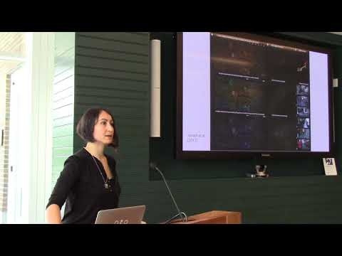 """Ida Momennejad MIND Talk """"Thinking in Graphs (Day 1): Cognitive Maps & Memory Replay"""""""