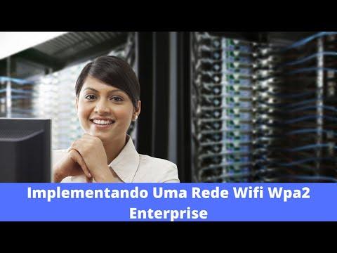 Serie Active Directory - Implementando Uma Rede Wifi Wpa2 Enterprise