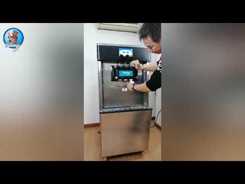 HM716 ice cream machine & frozen Yogurt machine