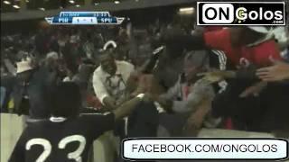 Orlando Pirates 1-1 Tottenham (Vodacom Challenge)(19-07-2011)