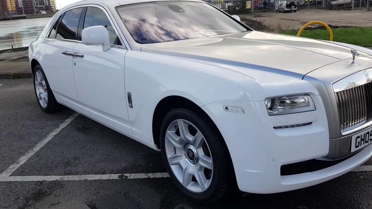 Rolls Royce Ghost Royal Super Luxury Car