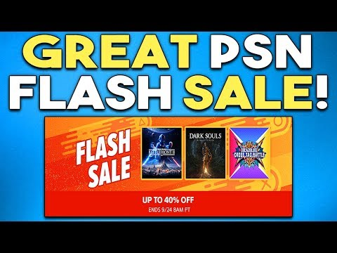 GREAT PSN FLASH SALE RIGHT NOW! Another 2018 PS4 EXCLUSIVE Release Date Confirmed!