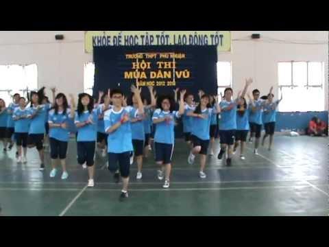 B13 - Hội thi Dân vũ 2013