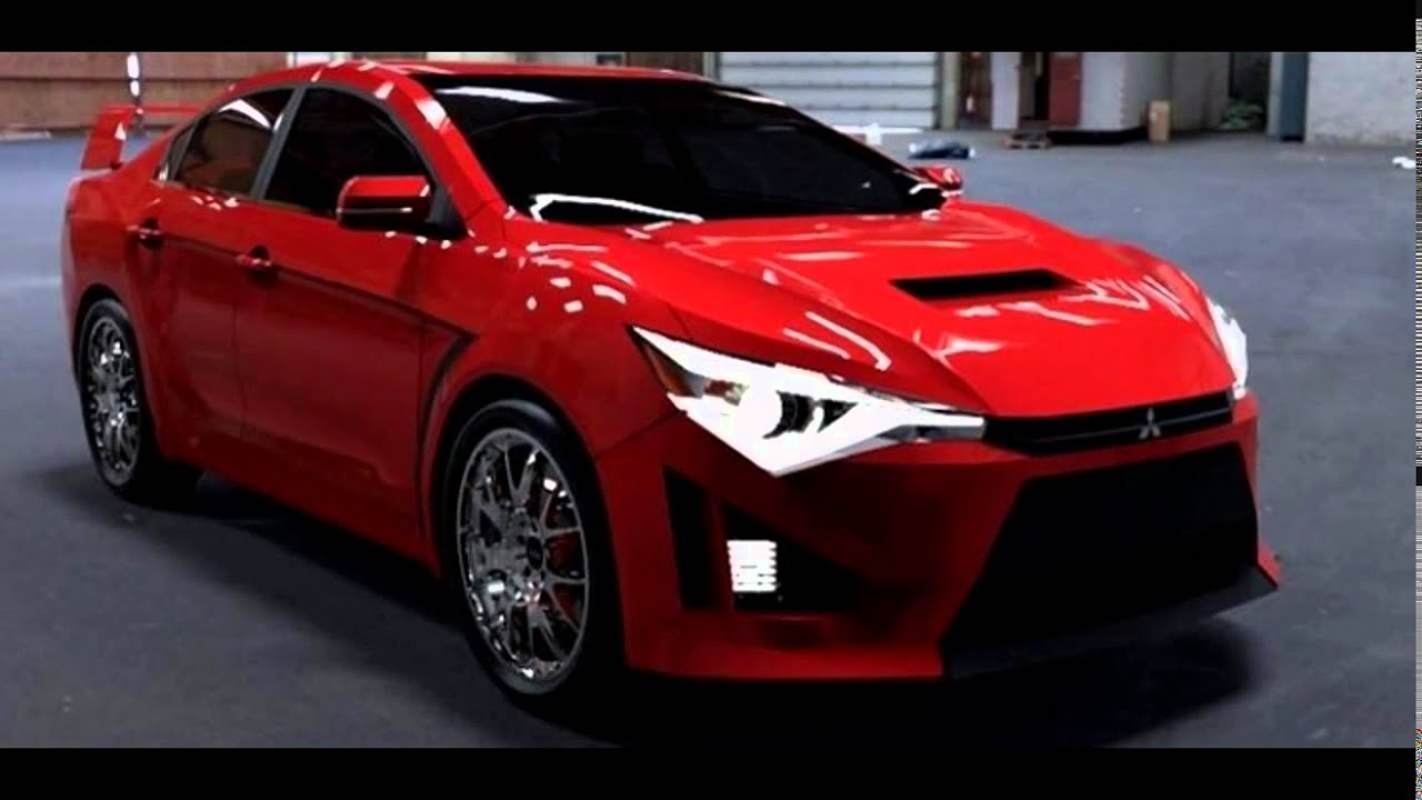 2016-2017 Mitsubishi EVO X Final Edition New SPort Car ~ Overviews, Release date