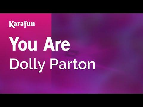 Karaoke You Are - Dolly Parton *