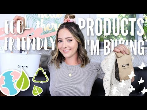 Eco-Friendly Products From Amazon + More!