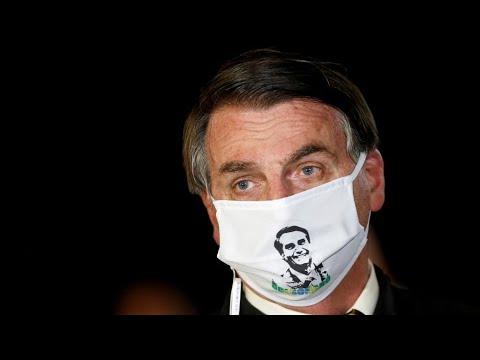 رئيس البرازيل جايير بولسونارو يعلن عن إصابته بفيروس كورونا  - نشر قبل 6 ساعة