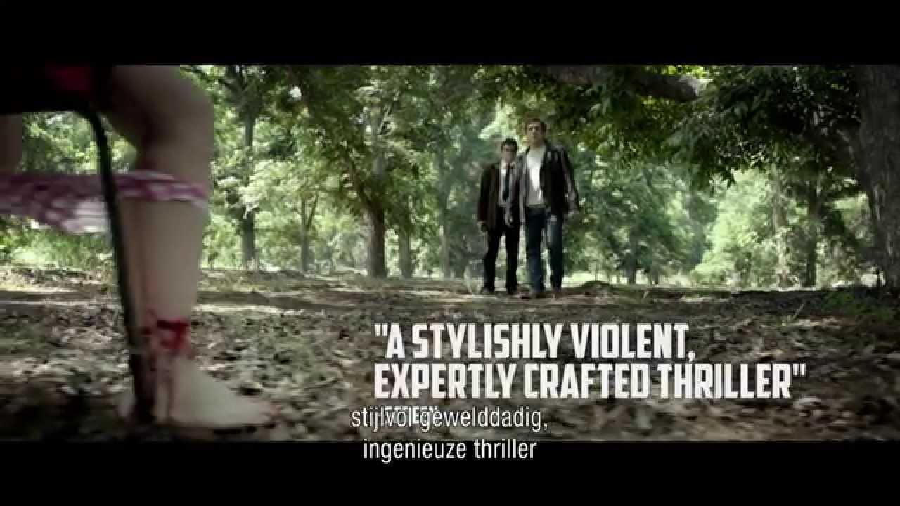 Big Bad Wolves Trailer Hd
