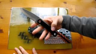Cuchillo BUSHCRAFT 2.0. Knive bushcraft 2.0.