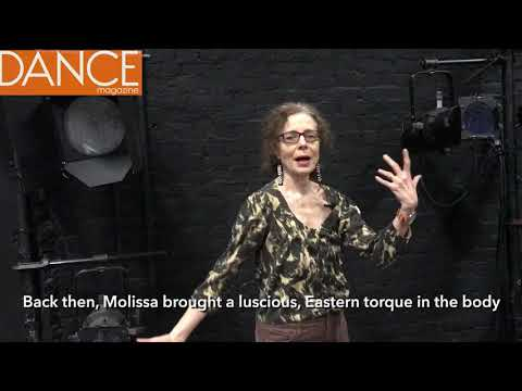 A Blast From Molissa Fenley's Past | WWW | Dance Magazine