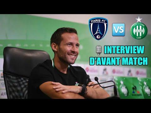 🎙 INTERVIEW Avant PARIS 🆚️ ASSE De CABAYE & PUEL