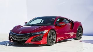 Acura NSX 2018 Car Review