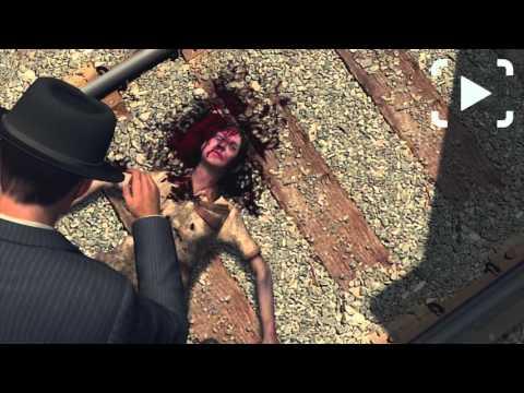 la noire - the studio secretary murder with bad ending