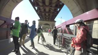 Randall's Island Connector - Opening Day Inaugural Ride