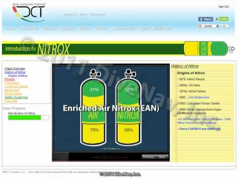 Introduction to Nitrox