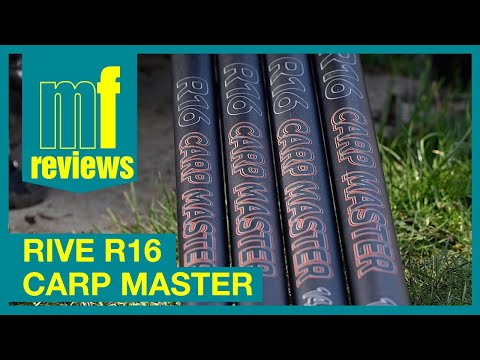 Rive R16 Carp Master 16m Pole
