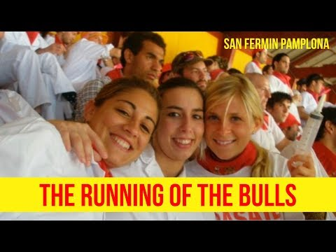 THE RUNNING OF THE BULLS - PAMPLONA SPAIN | WHAT TO EXPECT IF YOU GO?