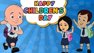 Mighty Raju - The School Festival | Children's Day Special