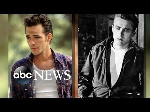 How Luke Perry\'s stardom spanned two generations | GMA