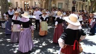 Ball de la Filadora. Sant Pere 2015