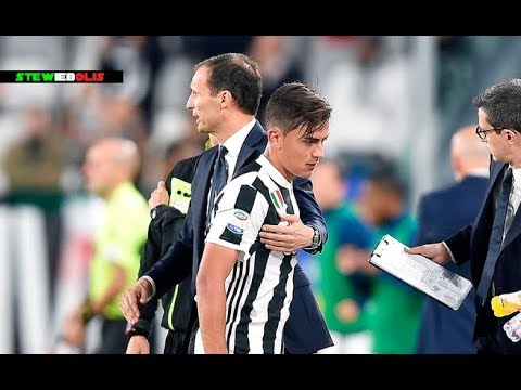 Massimiliano Allegri ⚽ Momenti di Rabbia\Best Fights & Angy Moments ⚽ HD 1080i  #Juventus