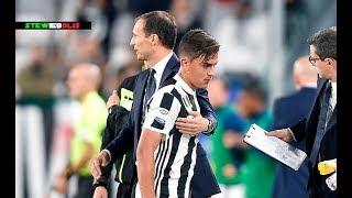 Massimiliano Allegri ⚽ Momenti di Rabbia\Best Fights & Angy Moments ⚽ HD 1080i  #Juventus