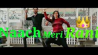 Naach Meri Rani | Guru Randhawa Feat. Nora Fatehi | Tanishk Bagchi  Nikhita Gandhi | Bhushan Kumar