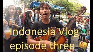 Gambar cover Indonesia vlog episode 3, Jakarta walks 2