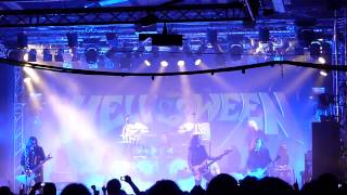 Helloween    Wanna Be God + Nabataea Live