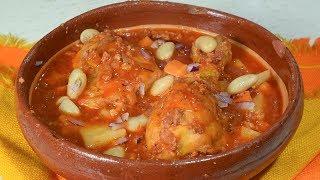 Delicioso!!! Guisado de Pollo Casero