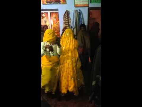 RAJSTHANI DESI GEET ENJOY FULL DANCE